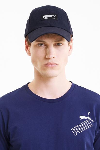 Style Fabric Cap Puma Black Lacivert Şapka