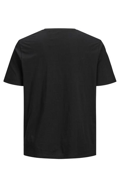 Organic Asıc Tee Siyah Erkek Tişört
