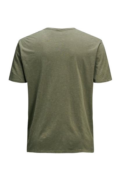 Yeşil Erkek Tişört