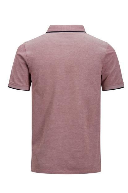 Paulos Polo Yaka Pembe Erkek Tişört