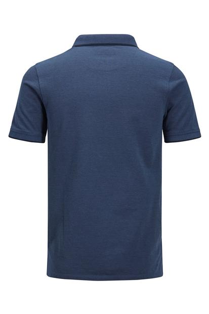 Paulos Polo Yaka Mavi Tişört