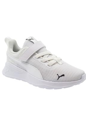 Anzarun Beyaz Çocuk Ayakkabı