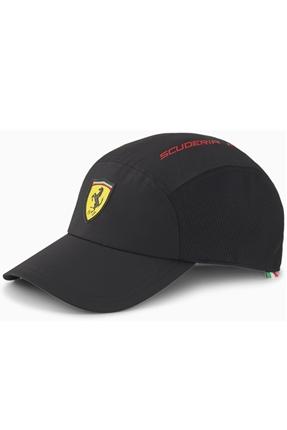 Ferrari Race Rider Siyah Şapka