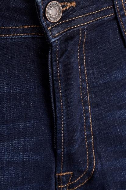 Glenn Lacivert Erkek Pantolon