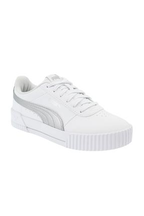 Carina Meta20 Silver Beyaz Kadın Ayakkabı