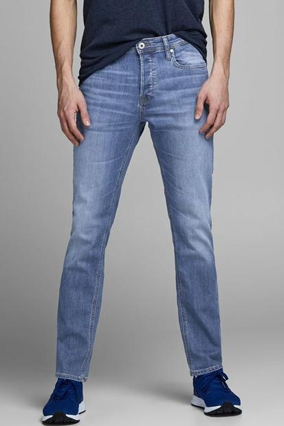 Glenn Noos Mavi Erkek Kot Pantolon