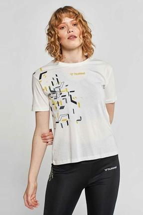 Ejby Beyaz Kadın Tişört