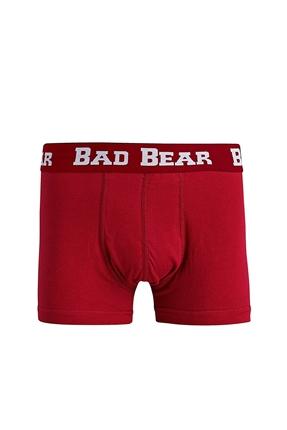 Solıd Uw Kırmızı Erkek Boxer