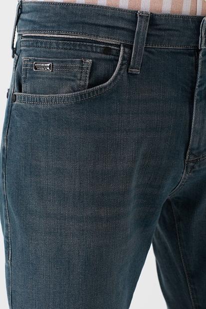 Marcus Foggy Lacivert Erkek Pantolon