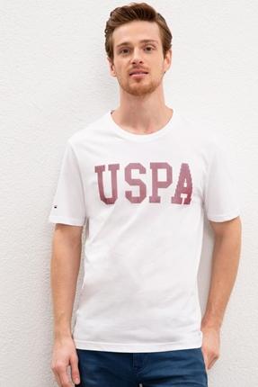 Beyaz Erkek Tişört
