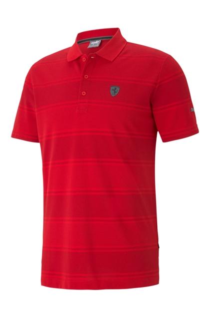 Ferrari Style Kırmızı Erkek Tişört