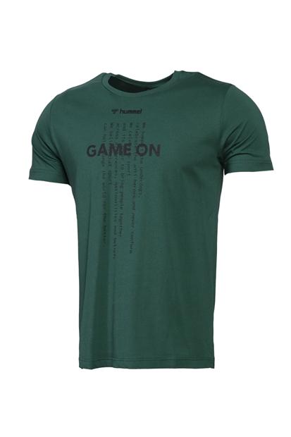 Strib Yeşil Erkek Tişört