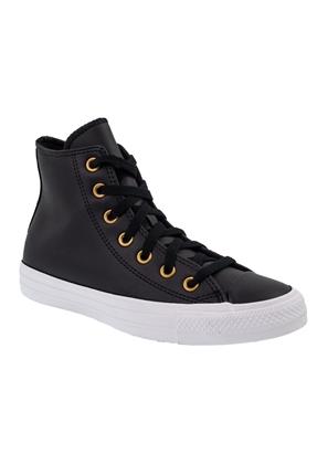 Chuck Taylor All Star Siyah Kadın Ayakkabı
