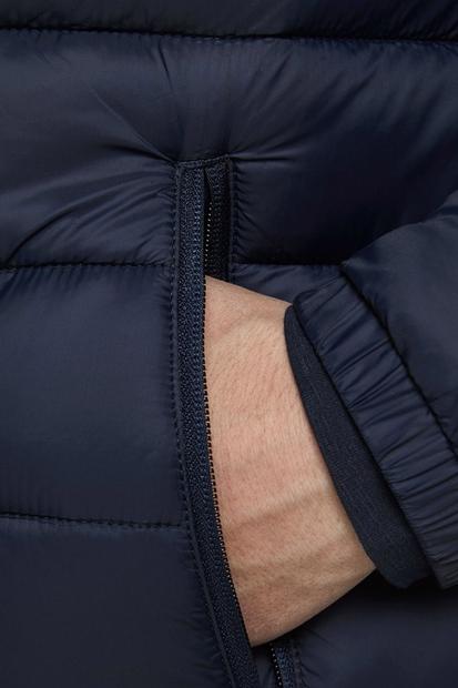 Magıc Puffer Collars Lacivert Erkek Mont