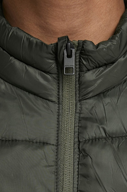 Magıc Puffer Collars Haki Erkek Mont