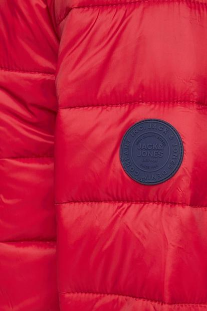 Magıc Puffer Collars Kırmızı Erkek Mont