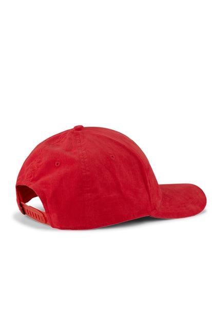 Ferrari Style Kırmızı Erkek Şapka