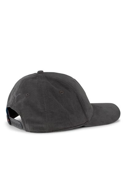 Ferrari Style Gri Erkek Şapka