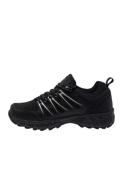 Merdane Siyah Erkek Ayakkabı