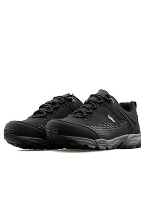 Flake Waterproof Siyah Erkek Ayakkabı