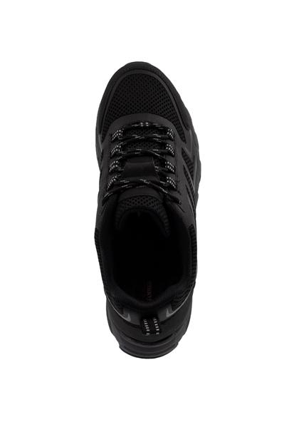 Island Siyah Erkek Ayakkabı