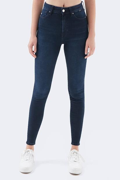 Acaip Lacivert Kadın Pantolon