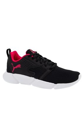 Interflex Siyah Kadın Ayakkabı