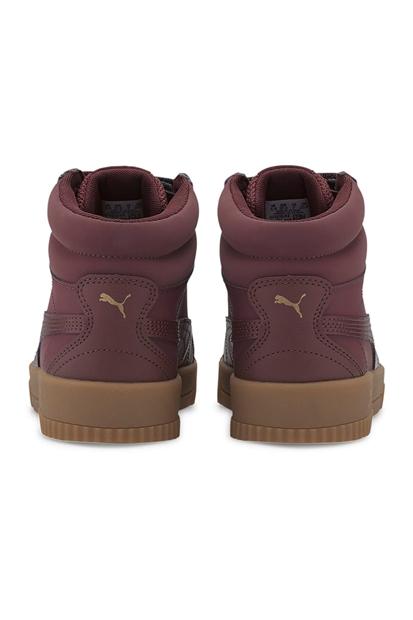 Carina Bordo Kadın Ayakkabı