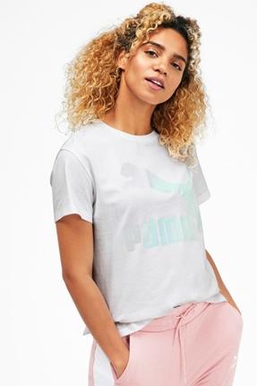 Beyaz Kadın Tişört