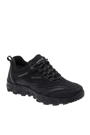 Garson Siyah Kadın Ayakkabı