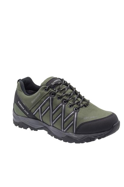 Merdane Haki Erkek Ayakkabı