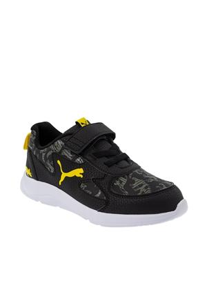 Fun Racer Archeo Siyah Çocuk Ayakkabı