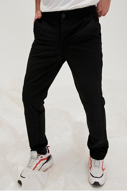 Nevada Siyah Erkek Pantolon
