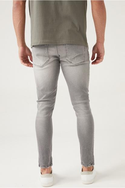 Ghost Gri Erkek Pantolon