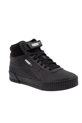 Carina Siyah Kadın Ayakkabı