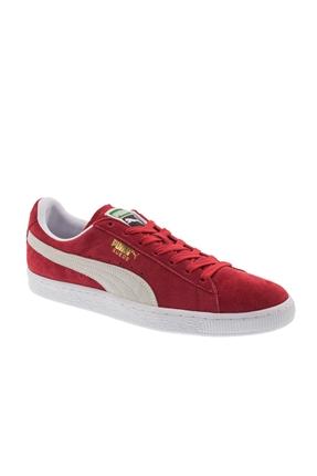 Suede Classic Kırmızı Erkek Ayakkabı