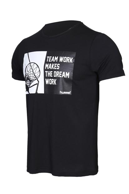 Adofo Siyah Erkek Tişört