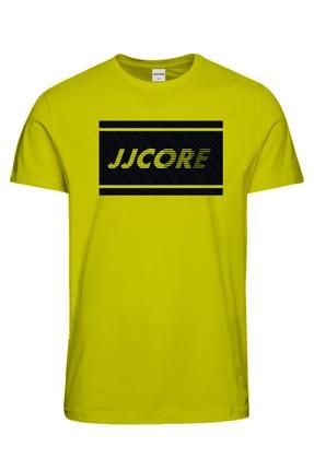 İdea Sarı Erkek Tişört