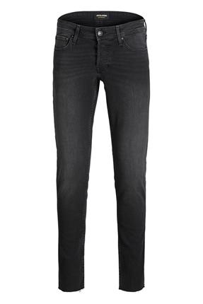 Glenn Siyah Kot Pantolon