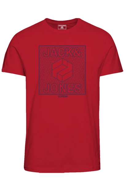 Compete Kırmızı Erkek Tişört