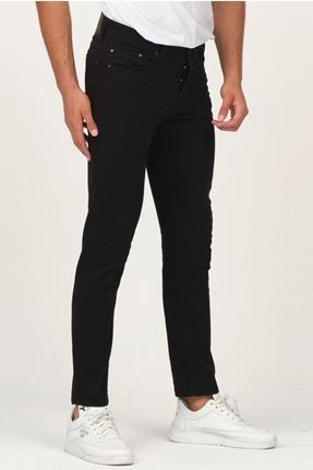 Bartez Siyah Kot Pantolon 7287-F232