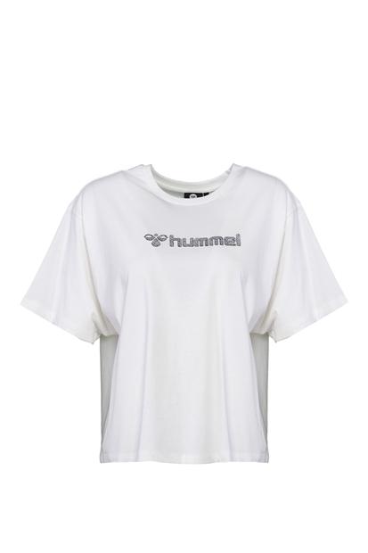 Teramo Beyaz Kadın Tişört
