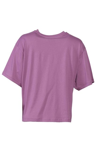 Teramo Mor Kadın Tişört