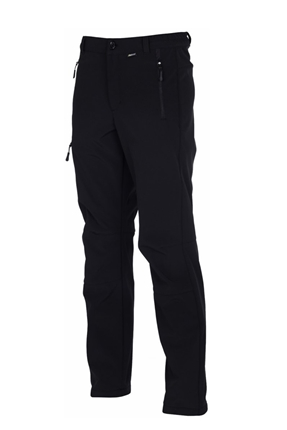 Softshell Siyah Erkek Pantolon