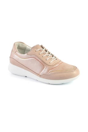 AE0082 Pudra Bayan Spor Ayakkabı