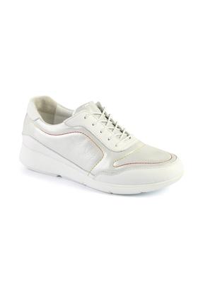 AE0082 Beyaz Bayan Spor Ayakkabı
