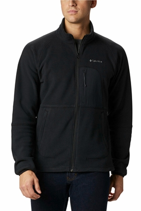Rapid Expedition Fleece Siyah Ceket