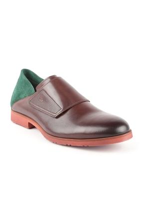T 1432 Bordo Erkek Casual Ayakkabı