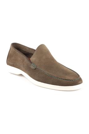 T 1429 Haki Erkek Casual Ayakkabı