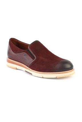 1125 Bordo Casual Günlük Ayakkabı